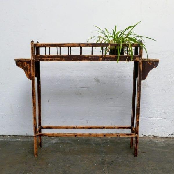 Bruine plantentafel