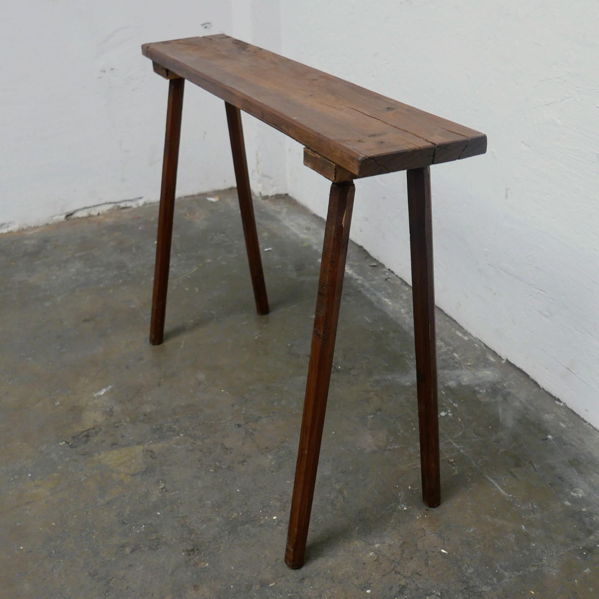 Wonderlijk Houten smalle tafel » Van Dijk & Ko CP-23