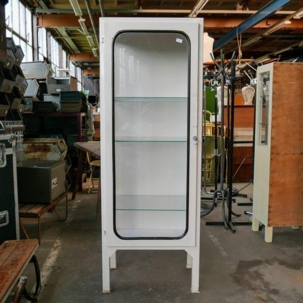 metalen 1-deurs apothekerskast