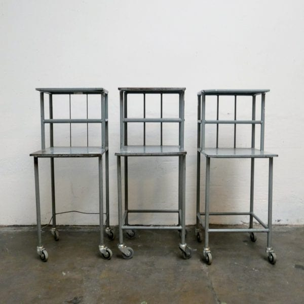 Tubax metalen trolley