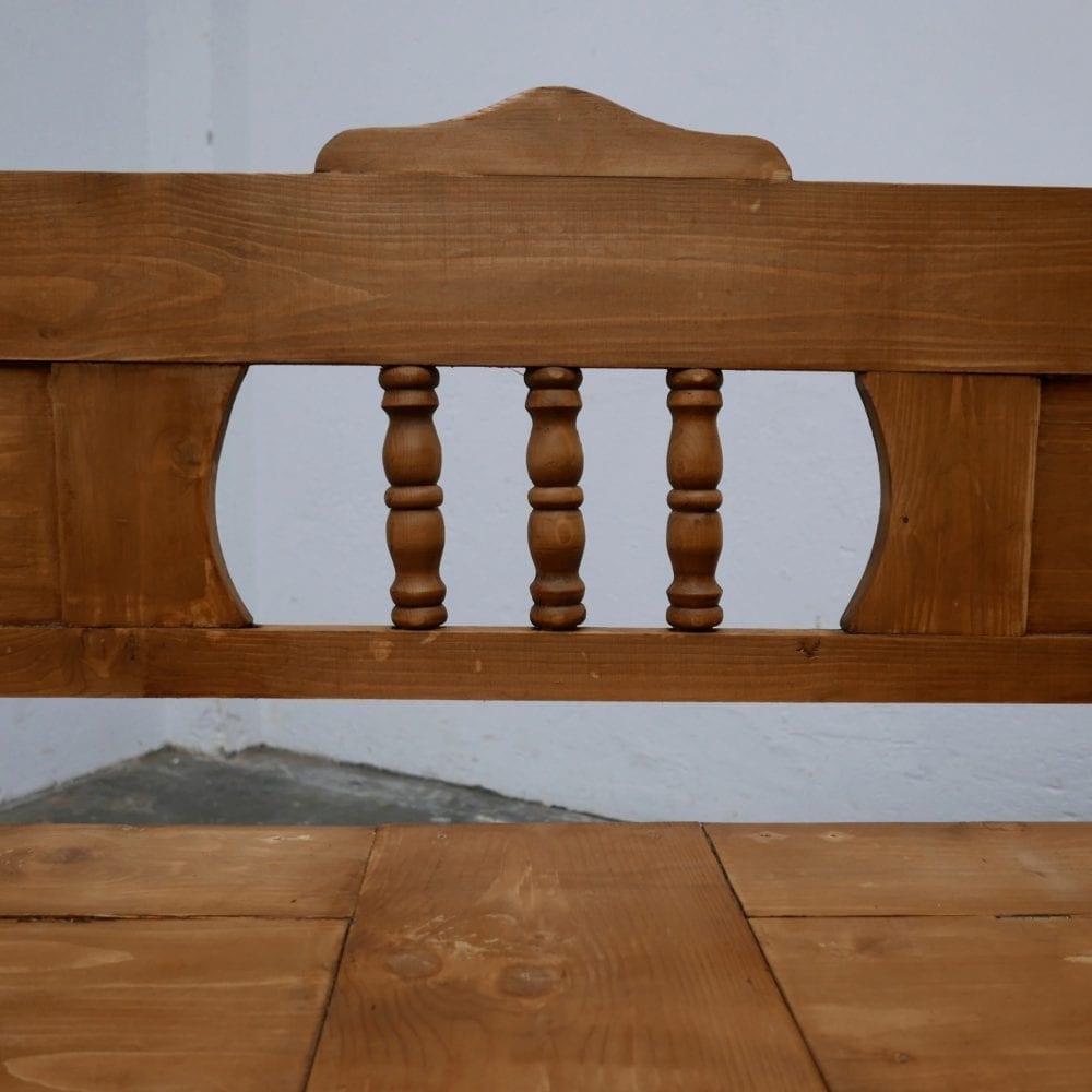 Hongaarse houten klepbank
