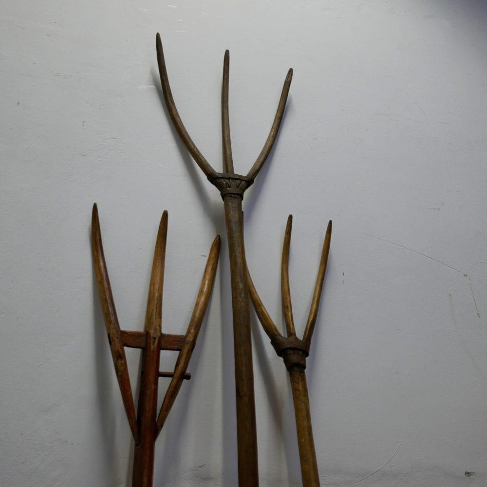 Hooivork