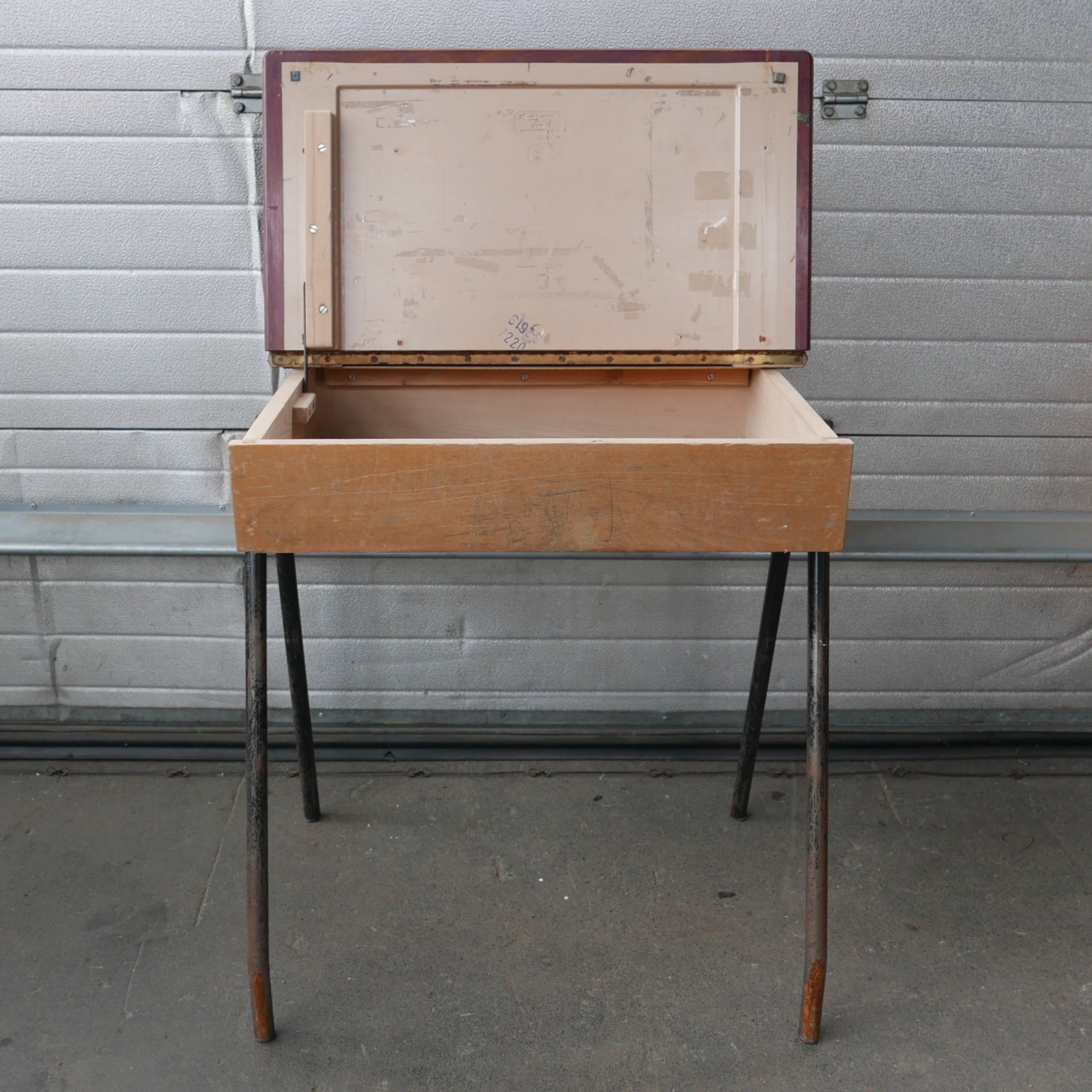 Ongebruikt Vintage schoolbanken » Van Dijk en Ko SY-63