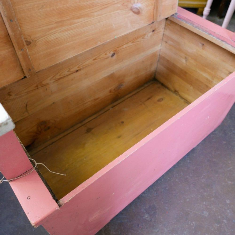 Roze kinderbank