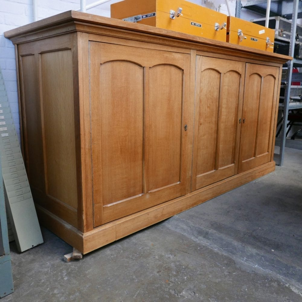 Houten dressoir