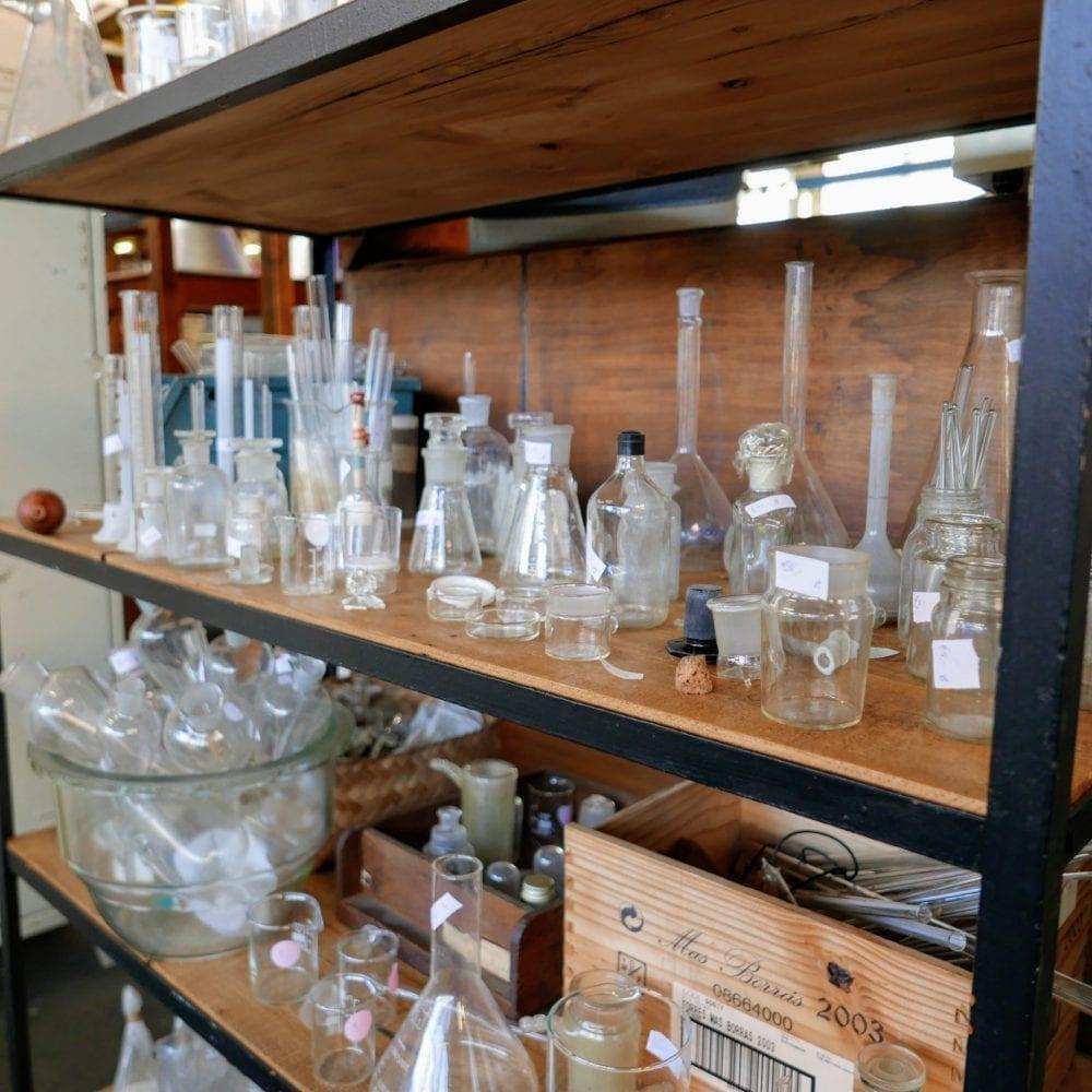 Laboratorium flesjes