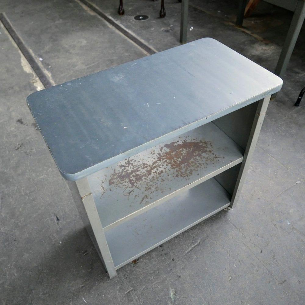 Metalen stellingkast