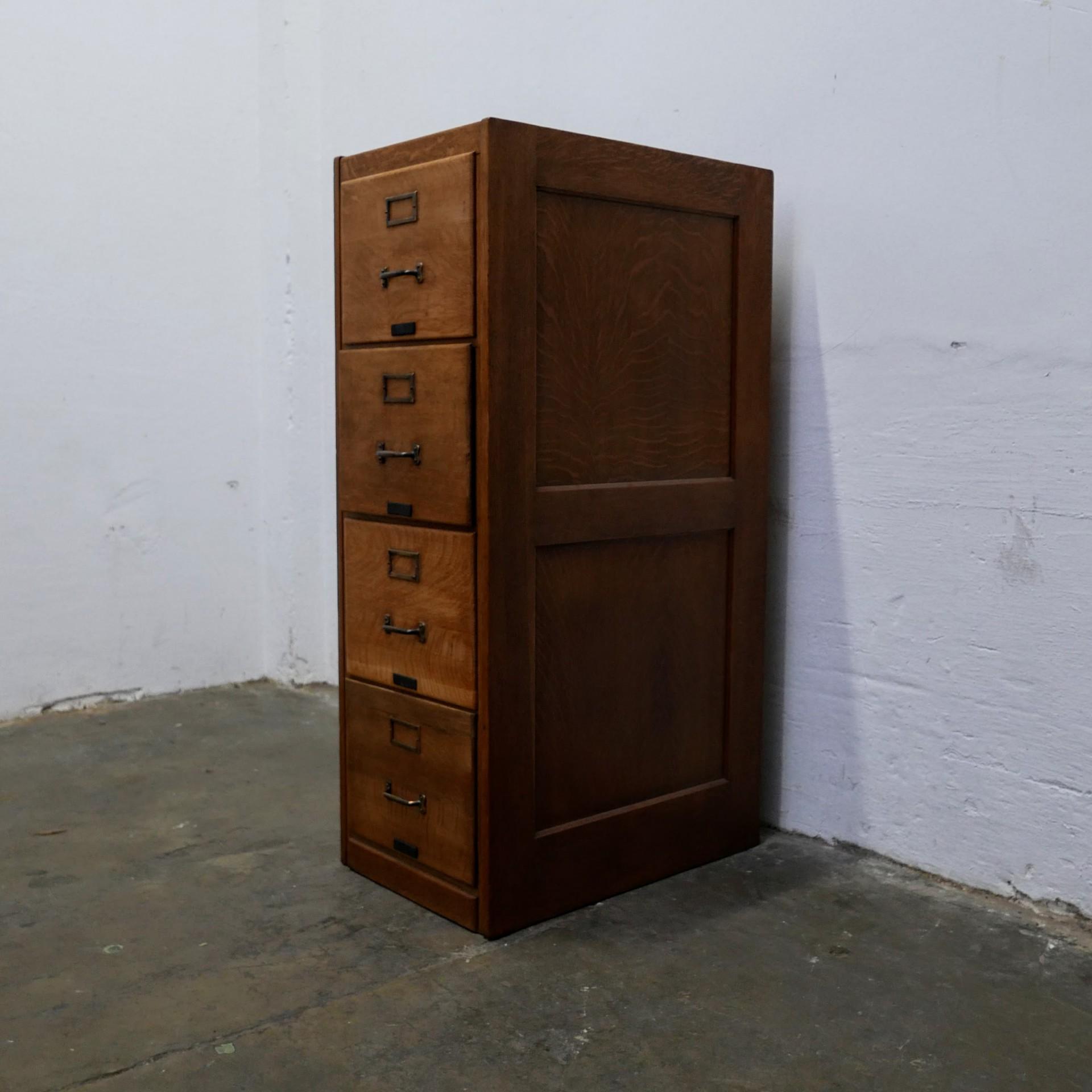 Verwonderlijk Antieke archiefkast » Van Dijk en Ko LA-65