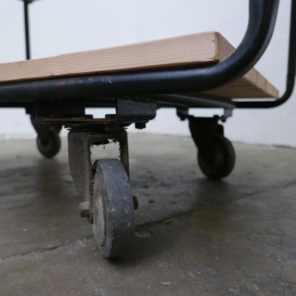 Stellingskast op wielen