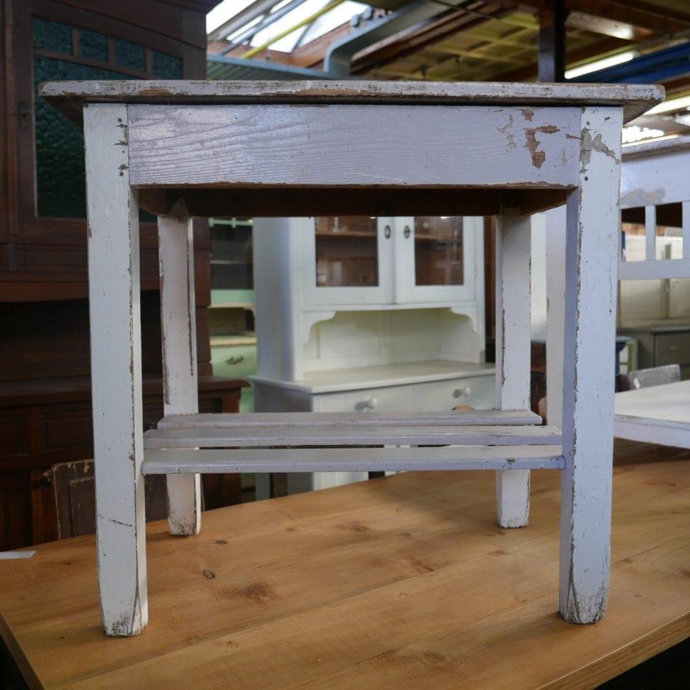 Wit-grijze tafel