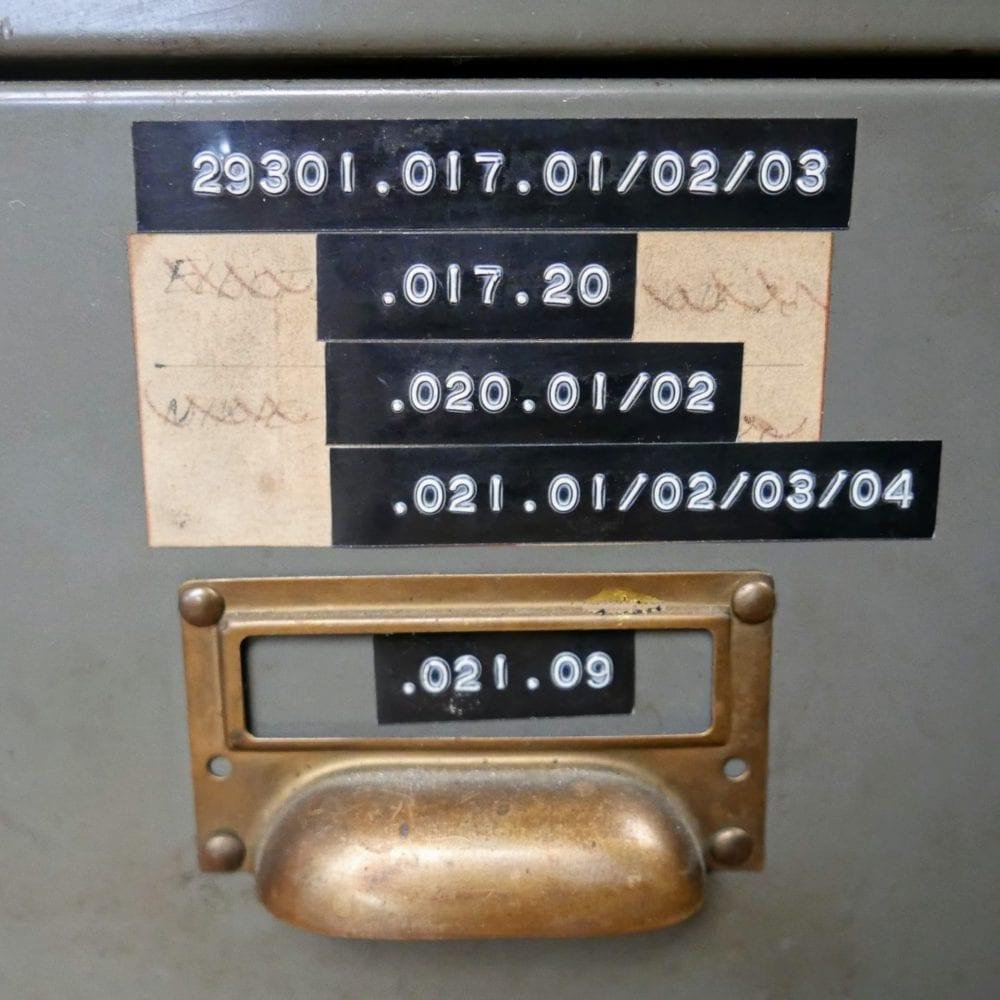 metalen ladeblokken