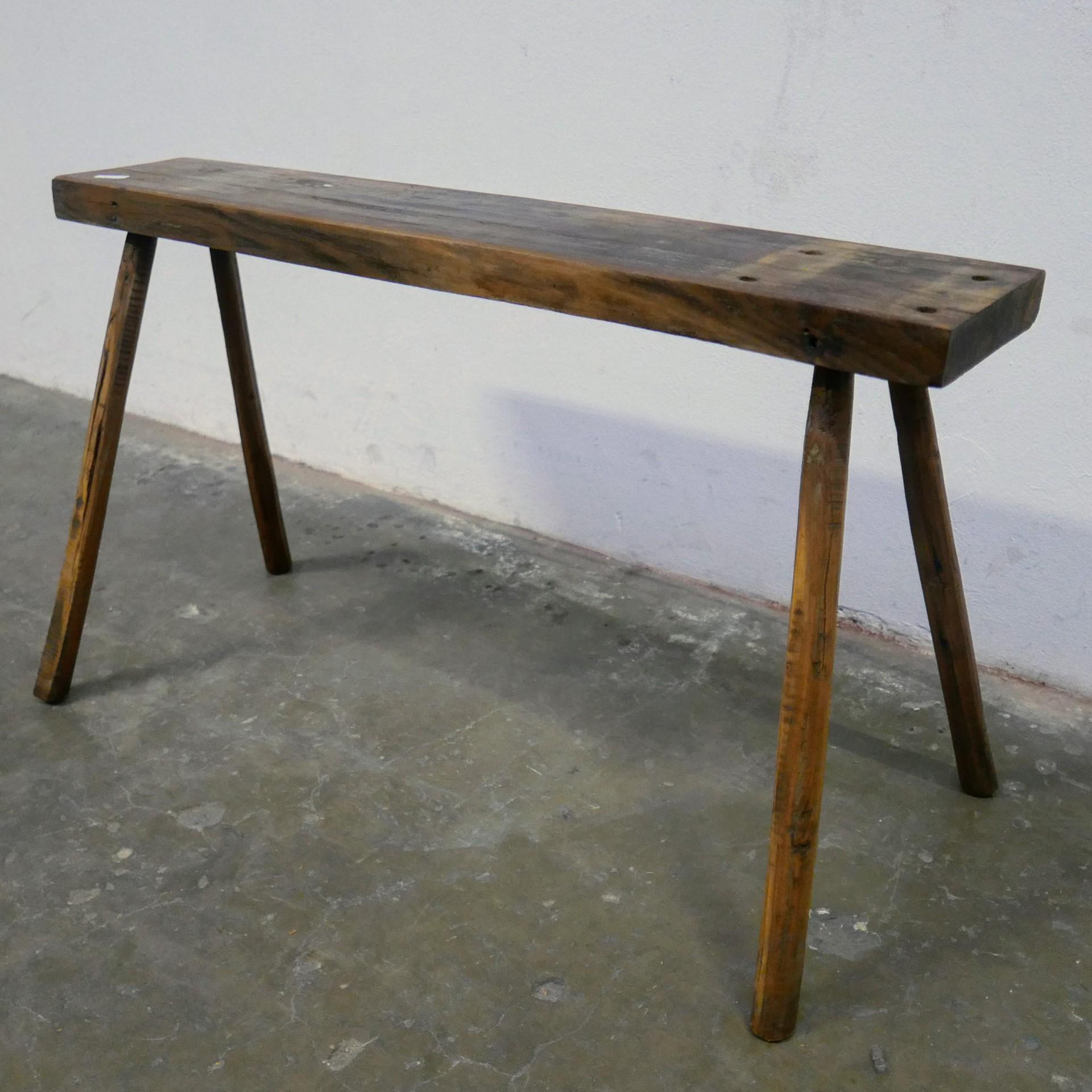 Verwonderend Houten smalle tafel » Van Dijk & Ko XB-05