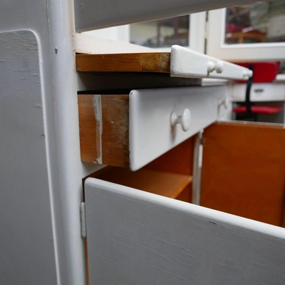 houten dokterskast