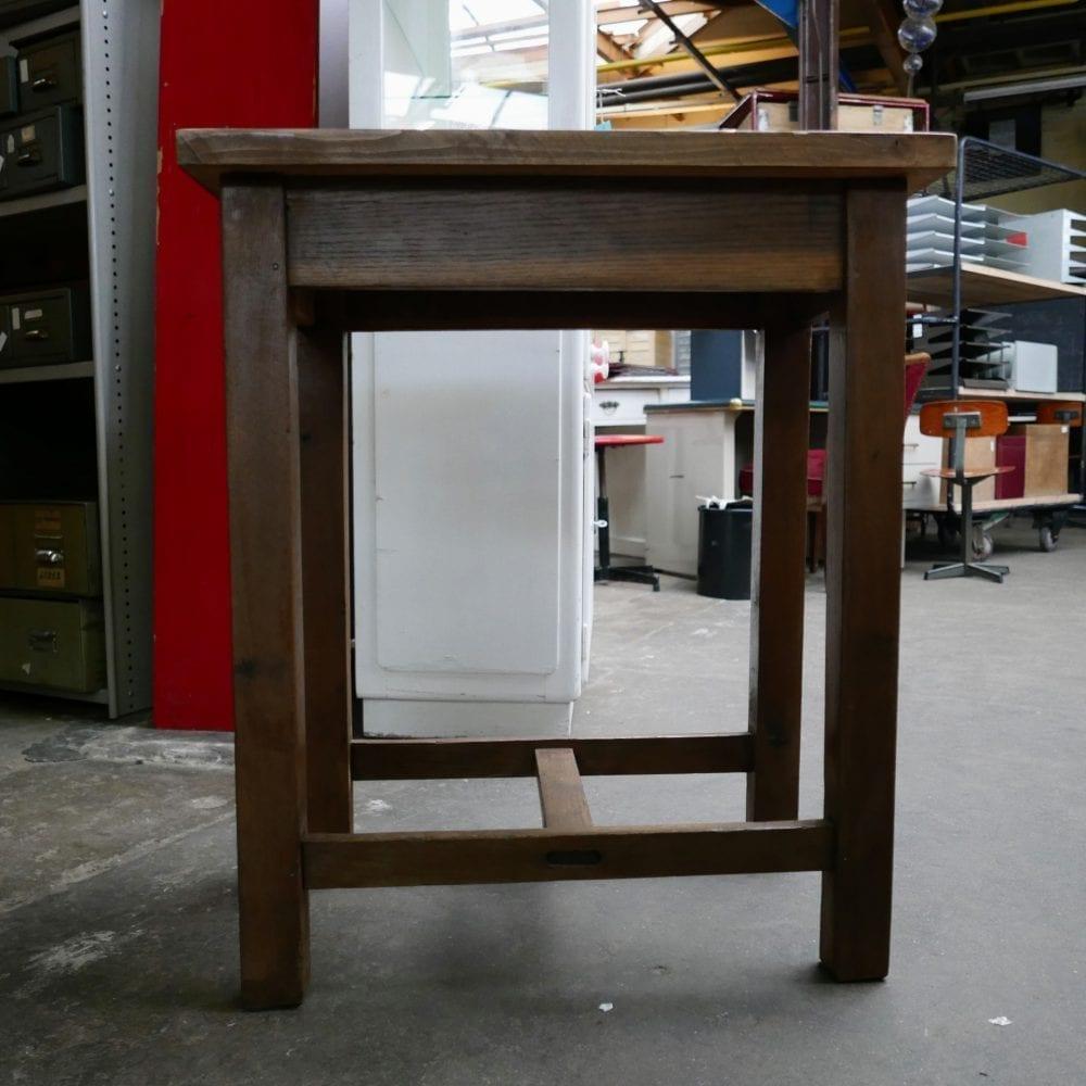 houten tafeltje