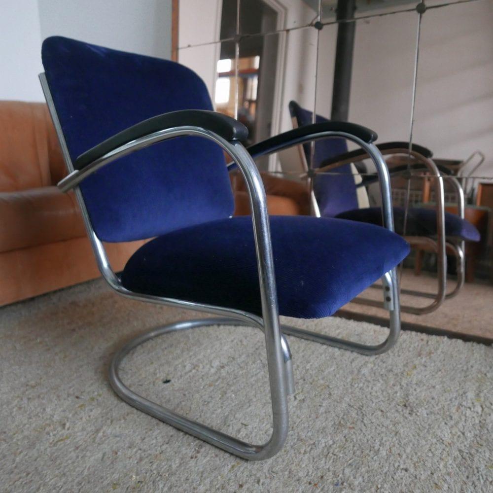 Gispen fauteuil