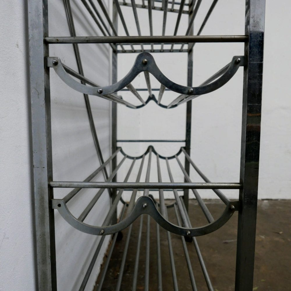 metalen rek