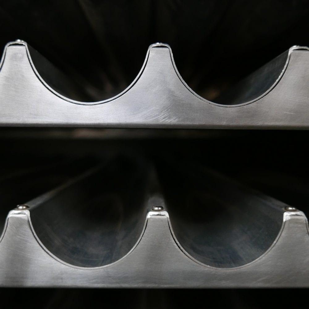 Industriële metalen tekenkast