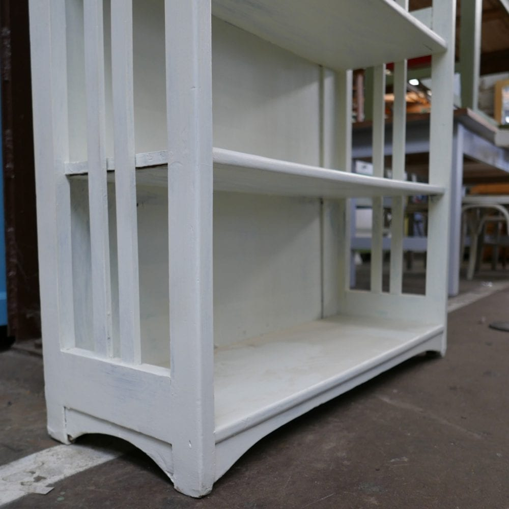 witte plankenkast