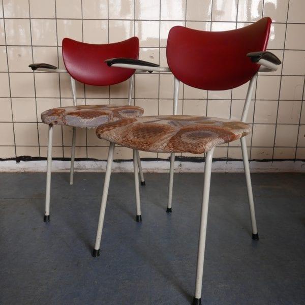 Jaren '50 keukenstoel