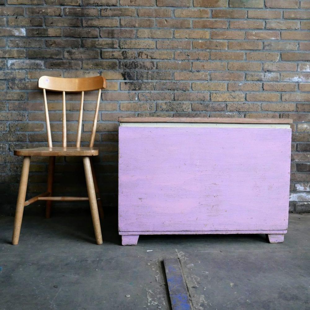 paarse kist