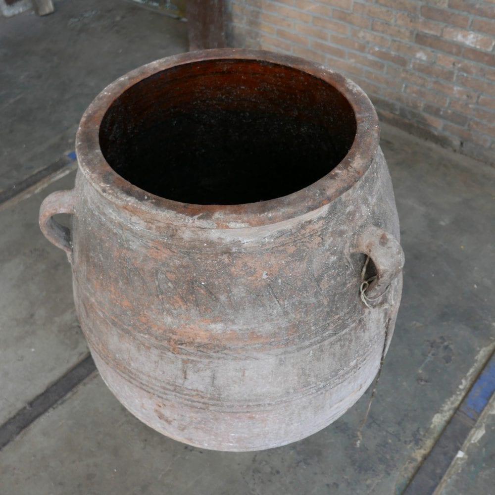 Griekse antieke potten