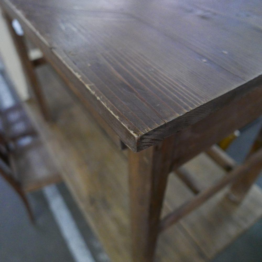 bruine tafel