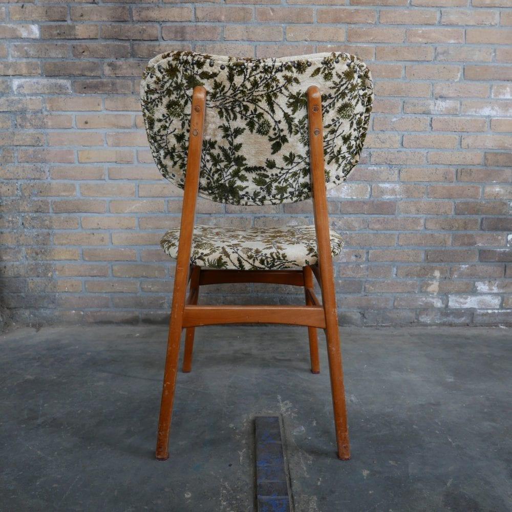 Retro stoelen vintage jaren '50