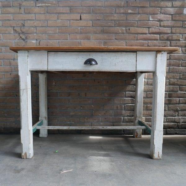 Witte tafel