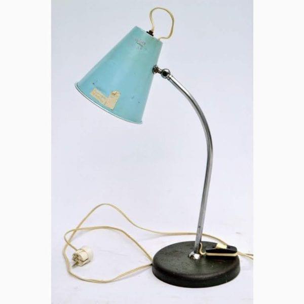Lampje blauw