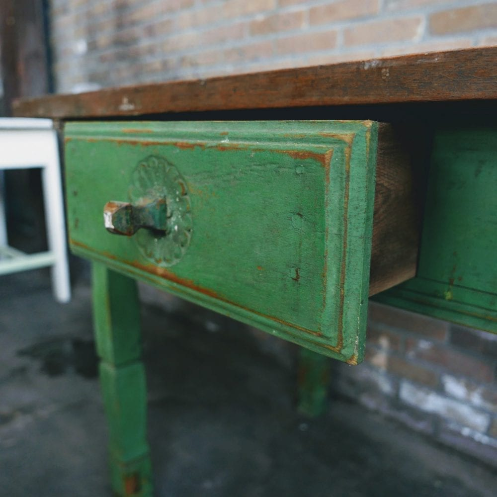 Groene tafel