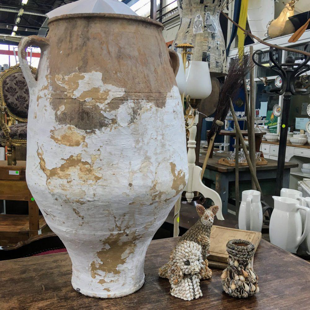 Griekse antieke pot