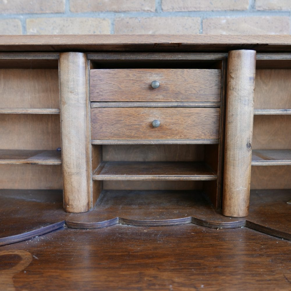 houten secretaire