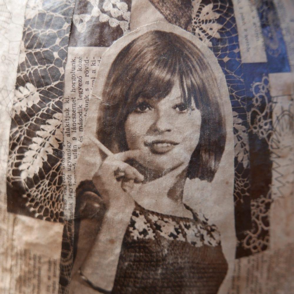 Brocante paspop kranten