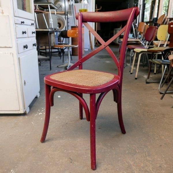 Verbazingwekkend stoel » Van Dijk en Ko JV-41