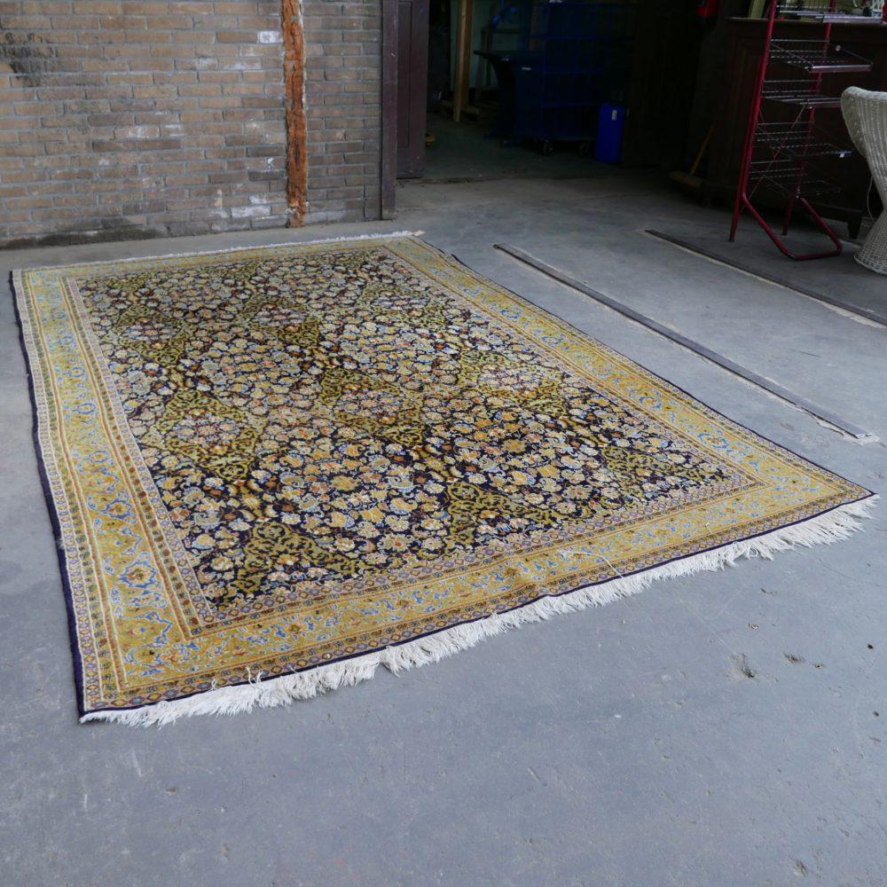 Tapijt Iran Geel groot