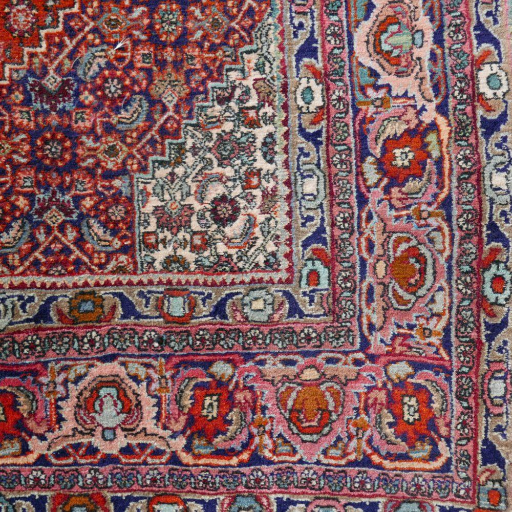 Tapijt Iran oranje groot
