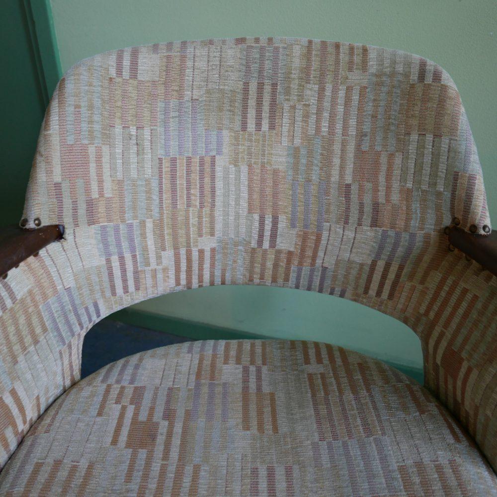 Vintage Braakman pastoe stoelen