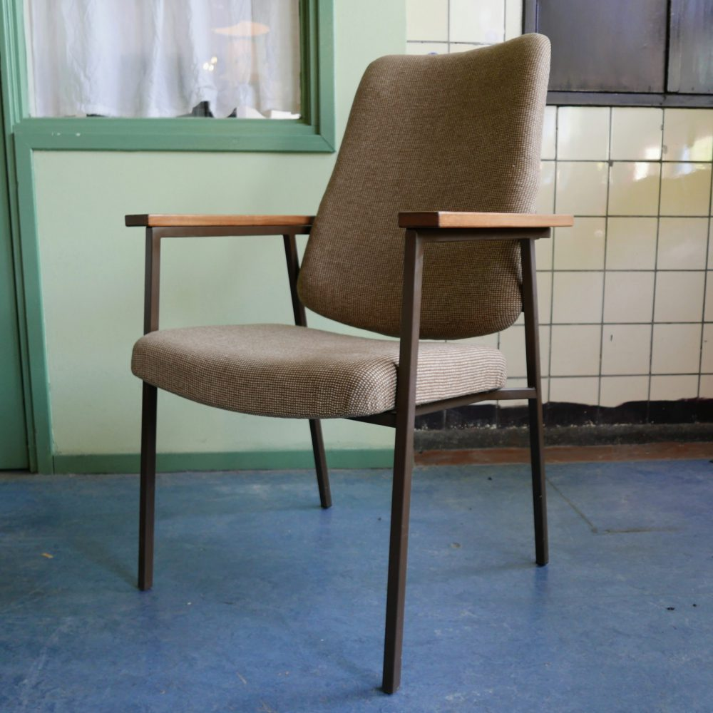 Vintage Jaren '50 stoel