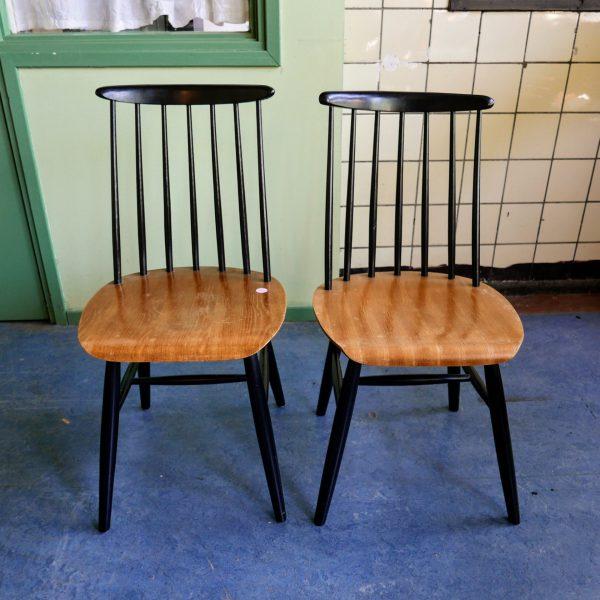 Vintage Jaren '60 stoelen