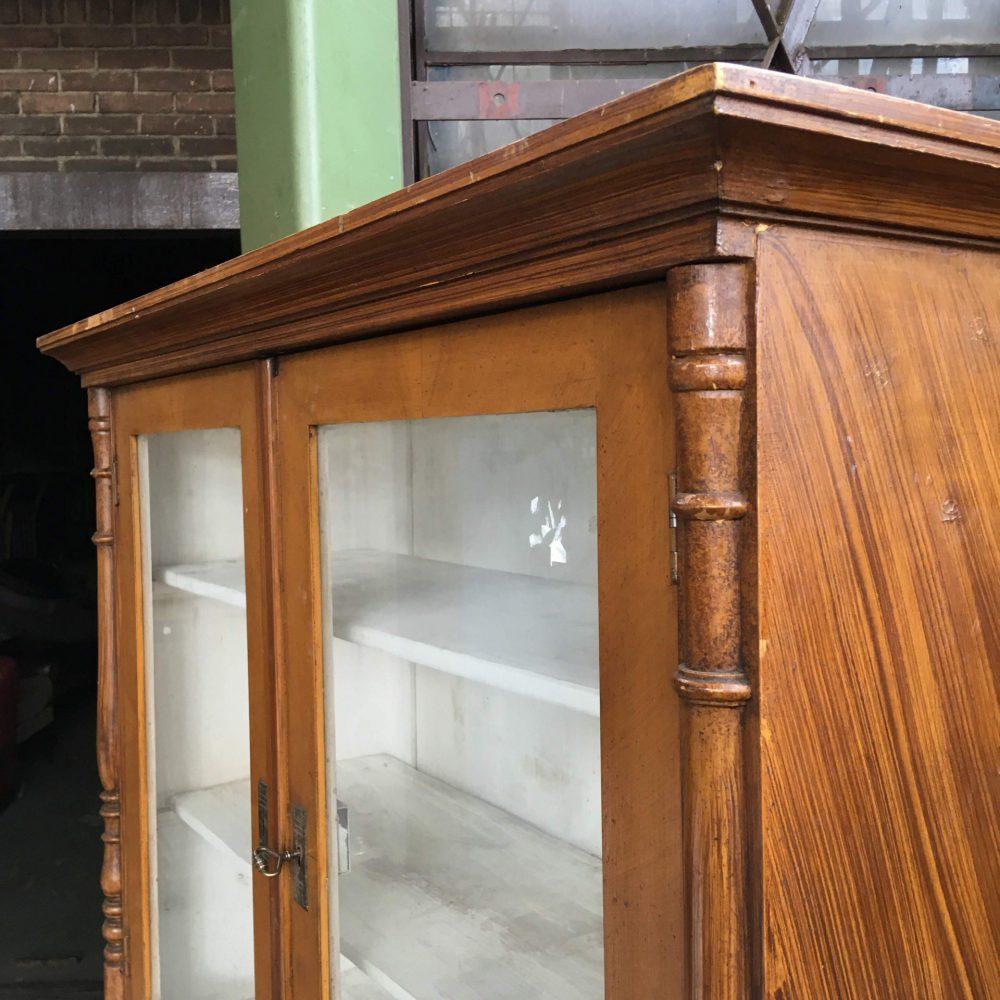houten bovenkast