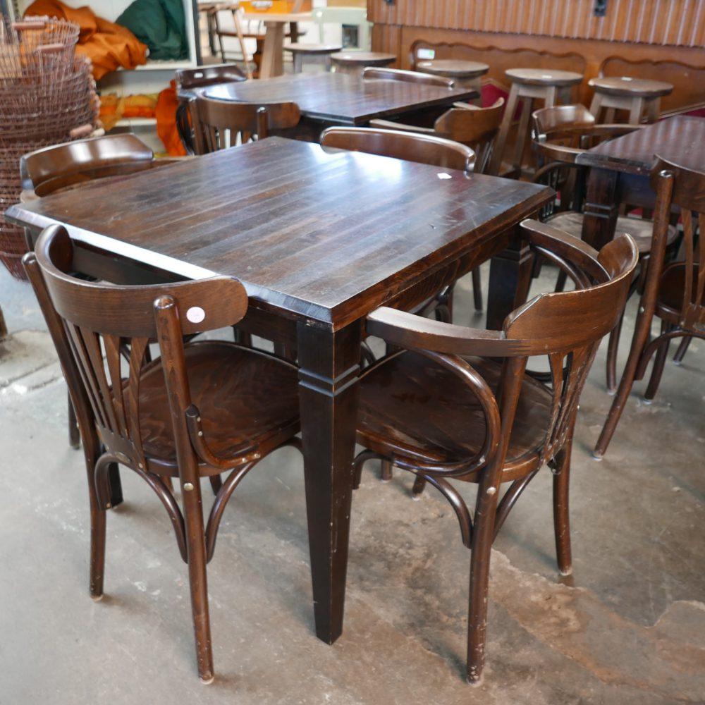 Caféstoelen