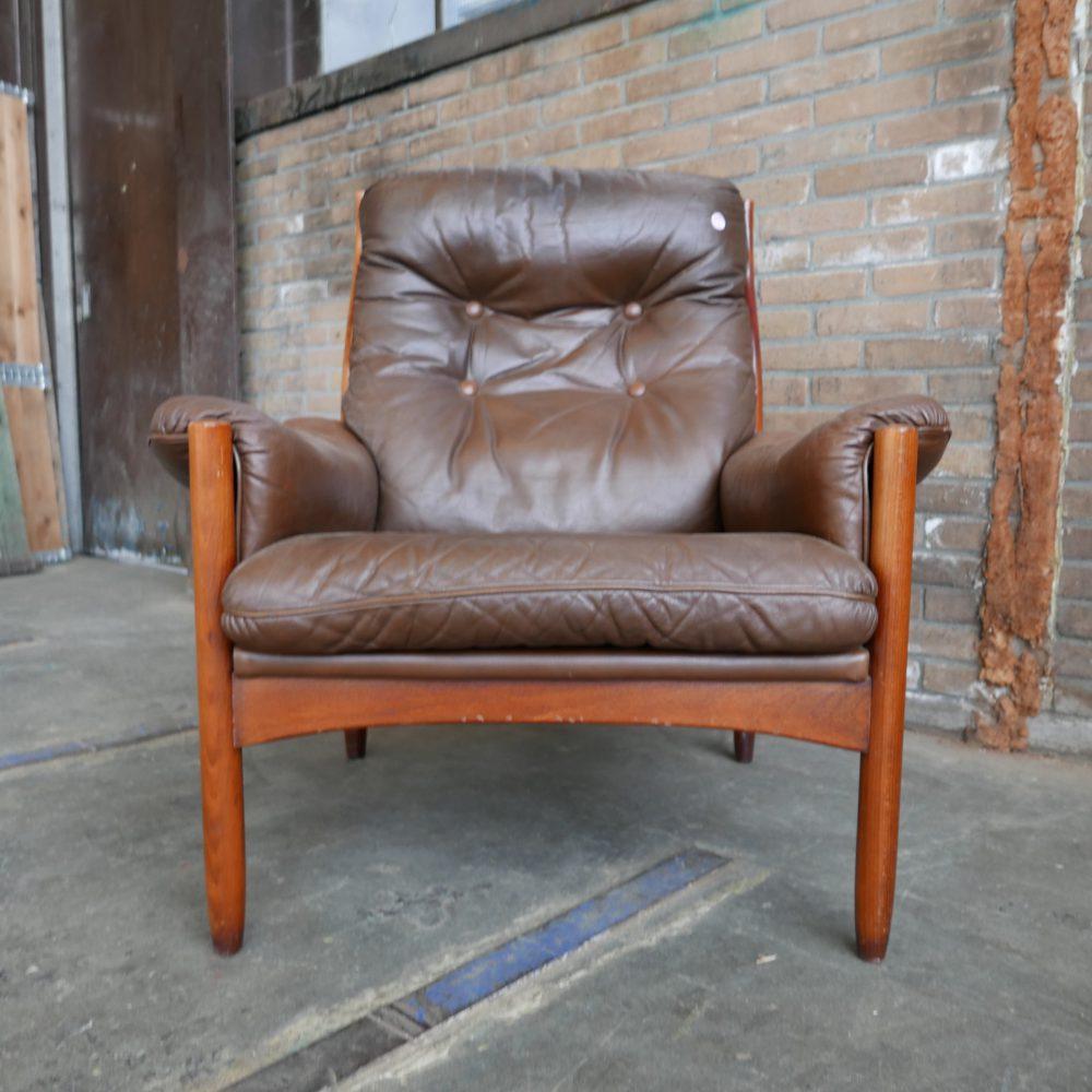 Retro fauteuil