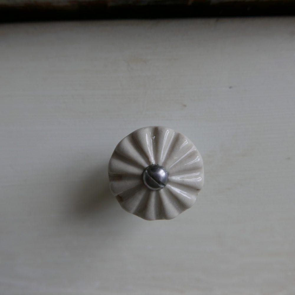 Witte keukenkast