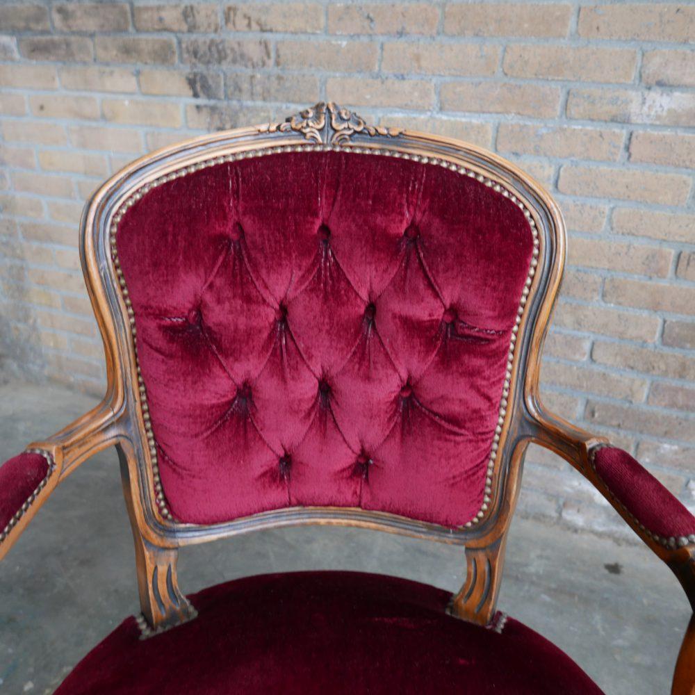 Louis XV Stoelen