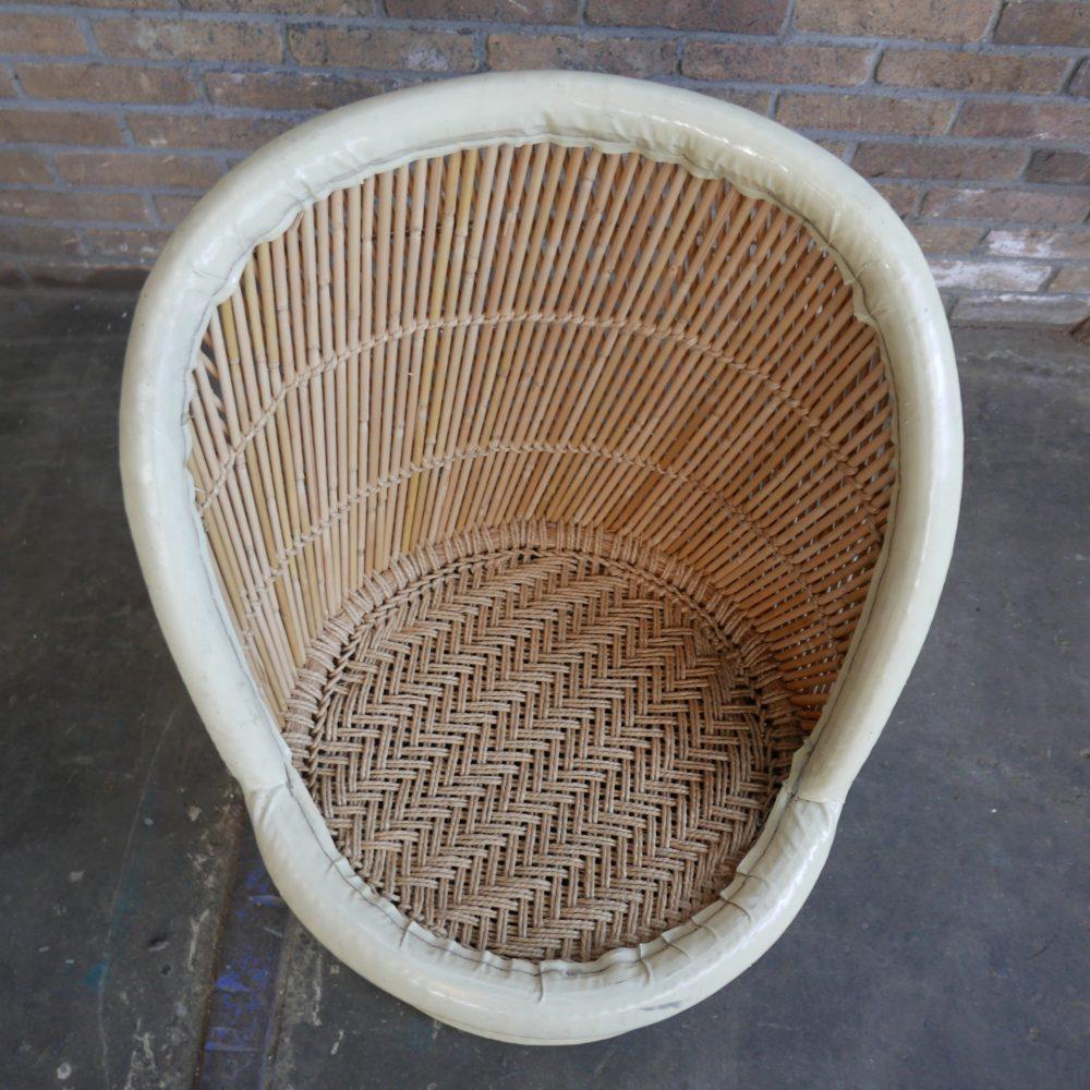 Rotan stoeltje