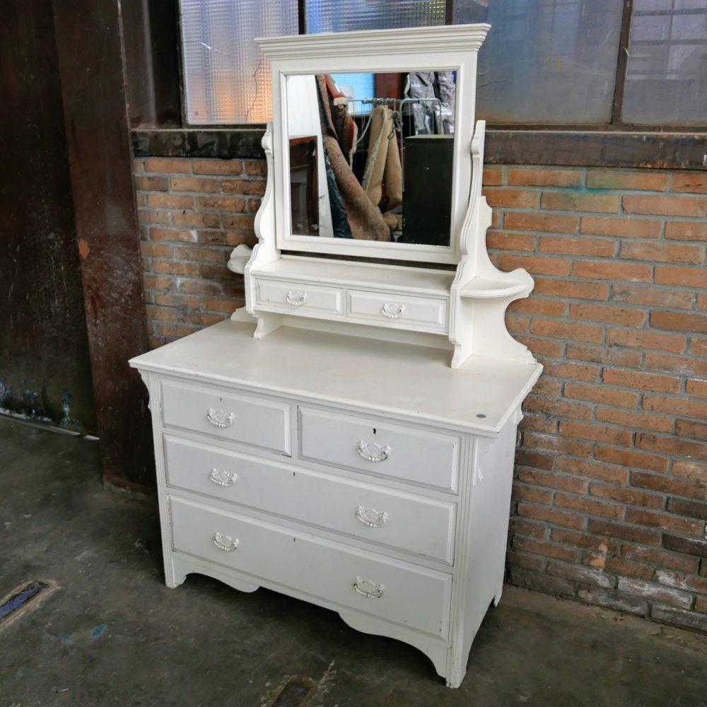 Slaapkamer meubel spiegel
