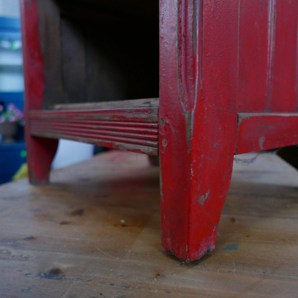 Rood kastje