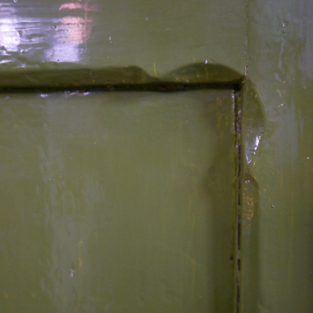 Groen kastje