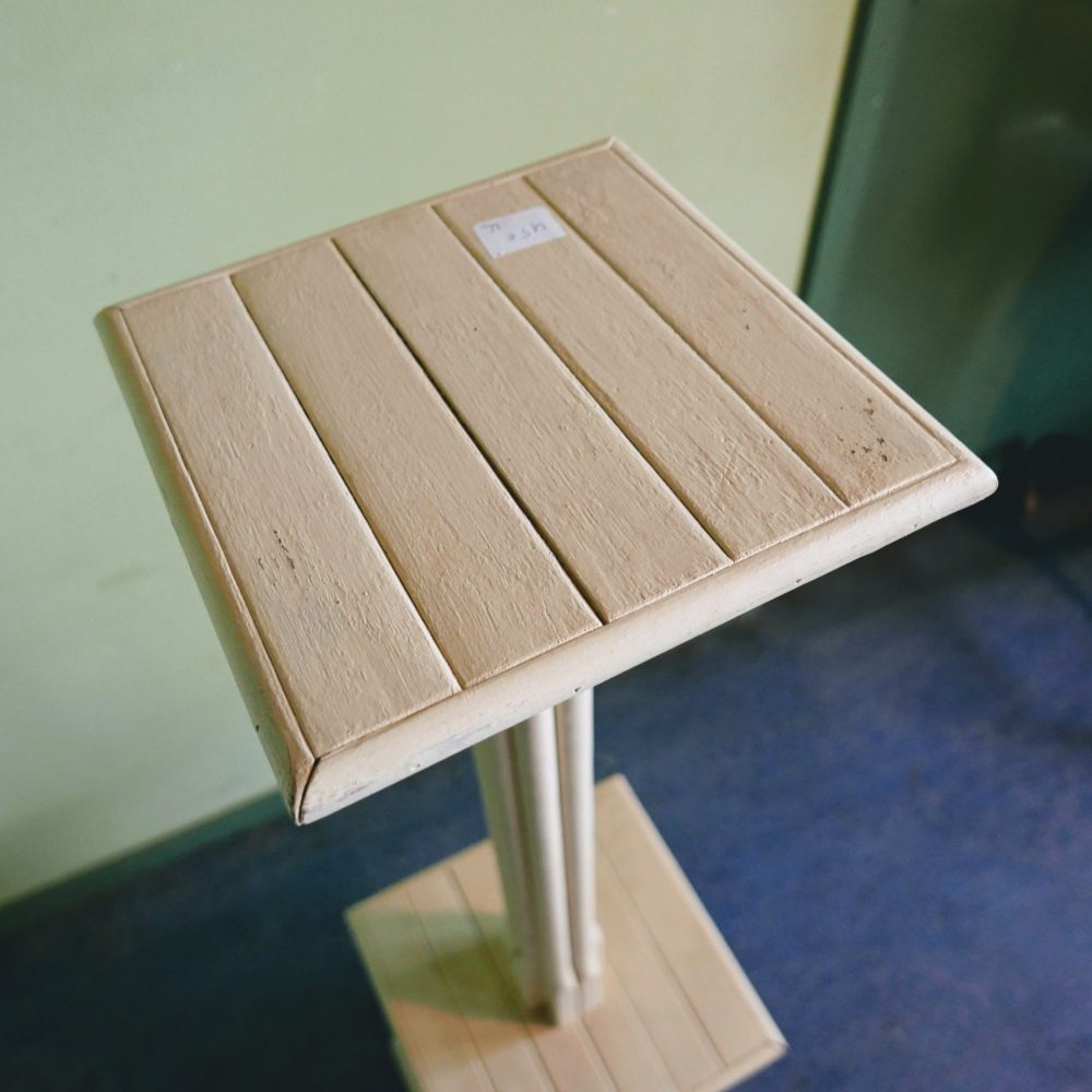 Tafel planten plantentafel