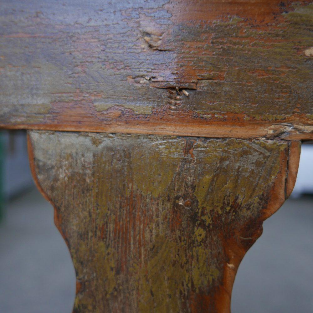 Bruine schooltafel